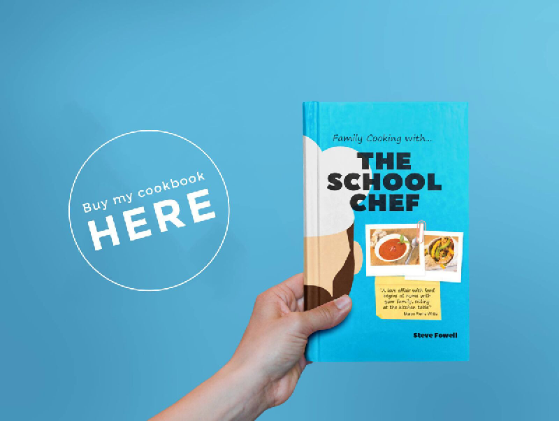 The School Chef Cook Book